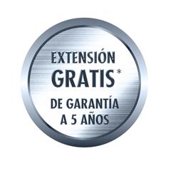 Extensión garantía a 5 años