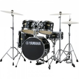 BATERIA YAMAHA JUNIOR KIT MANU KATCHE RAVEN BLACK