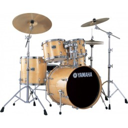 BATERIA YAMAHA STAGE CUSTOM BIRCH 20 SBP0F5 NATURAL WOOD
