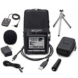 ZOOM H2N + PACK ACCESORIOS APH-2